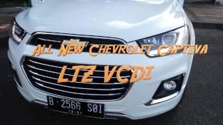 Test Drive Otomania - Chevrolet Captiva LTZ CRDi