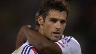 Magnifique coup franc de Yoann GOURCUFF (90' +2) - Olympique Lyonnais - OGC Nice (4-0) - 2013/2014