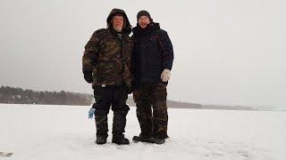 Зимняя рыбалка от БАТИ ОКУНЬ ПЛОТВА ЕРШ