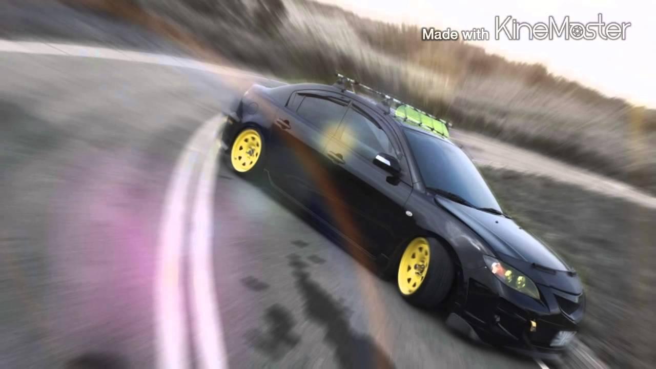 Mazda3 hellaflush jdm usdm stance slammed youtube publicscrutiny Image collections