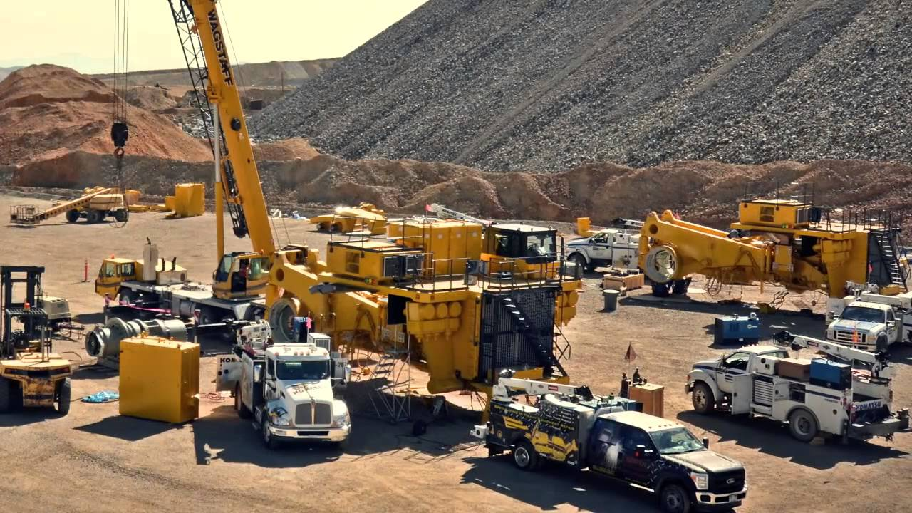 Rio Tinto sending more self-driving trucks to mines Down ... |Rio Tinto Mine Truck Wrecks