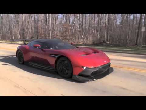 $2.3 million Aston Martin Vulcan roars in North Olmsted