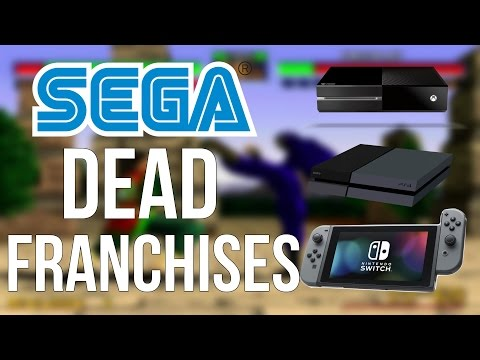 SEGA Games I NEED on Nintendo Switch PS4 and Xbox One | RGT 85