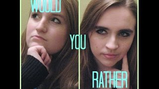 Would You Rather? Tag Thumbnail