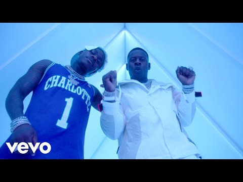Blac Youngsta - Saving Money (Official Music Video) ft. DaBaby