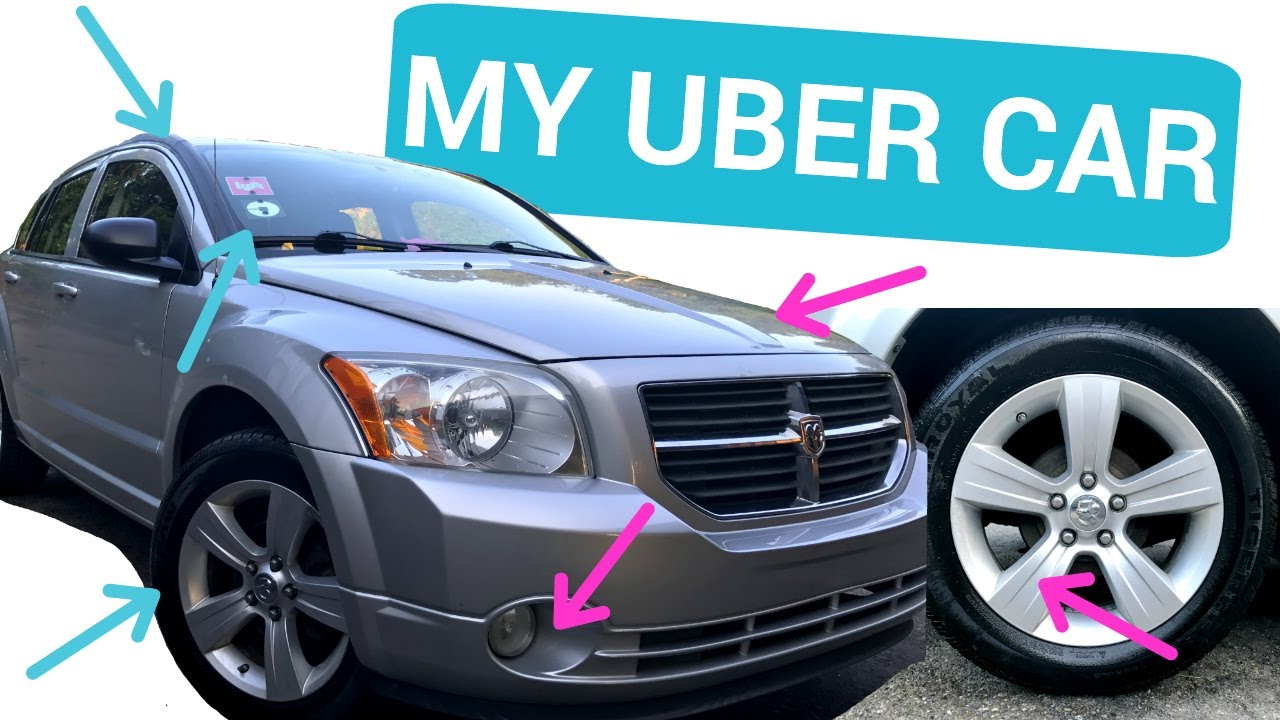 My Uber And Lyft Car Exterior Tour Cleaning Products Youtube