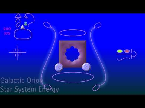 (Version 3.0) Multidimensional - Galactic Orion Star System Energy - meridian energy