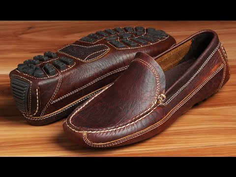 Bison Driving Moccasins by Duluth Trading Co