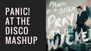 """Panic! At the Disco Mashup - """"High Hopes"""" and """"Hey Look Ma, I Made It"""""""
