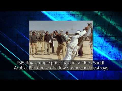 What is the difference between Saudi Arabia and ISIS?