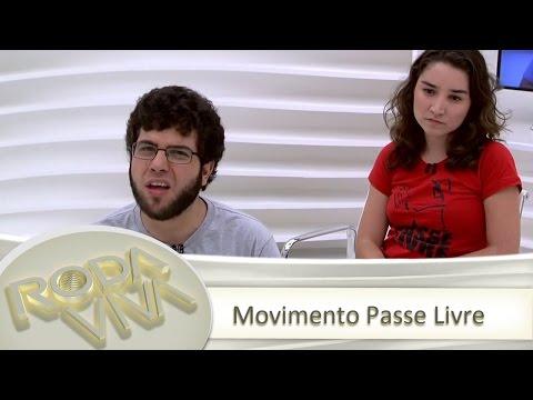 Movimento Passe Livre - 17/06/2013