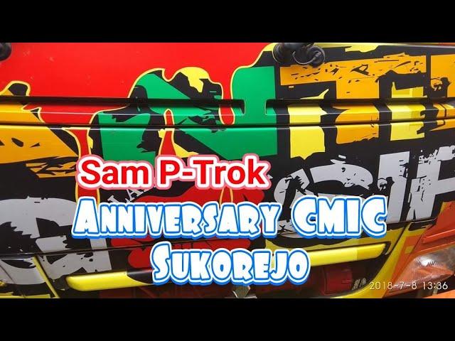 Sam P-Trok Otw Anniversary Cmic Sukorejo