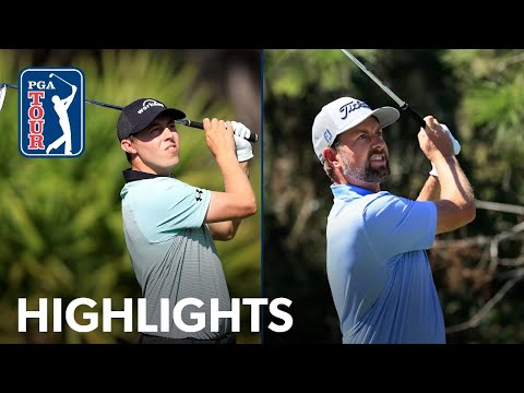 Highlights | Round 1 | WGC-Workday Championship | 2021