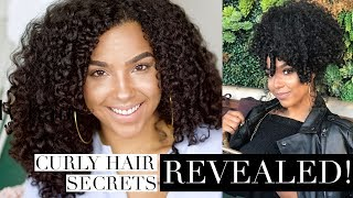 My Secrets to PERFECT CURLS REVEALED!