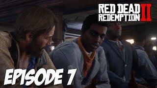 Red Dead Redemption 2 : GROSSE SOIREE | Episode 7