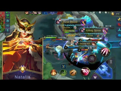 Tutorial Natalia, HERO CAKAR-CAKARAN! By Mas Day Gaming