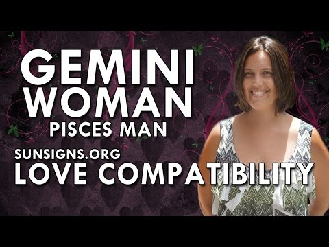 Pisces Man Gemini Woman Sexually