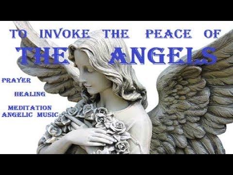 ANGELIC MUSIC. MUSICA ANGELICA. INVOCARE L'ANGELO DELLA PACE. GUARIGIONE. PREGHIERA. RINGRAZIAMENTO.