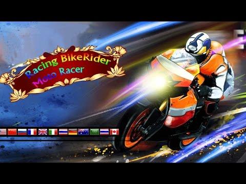 Racing Bike Rider Moto Racer 2D