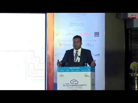 Manoj Kumar AS, SVP, Global Insurance Brokers Pvt Ltd at 2nd BFSI Cloud & Security...