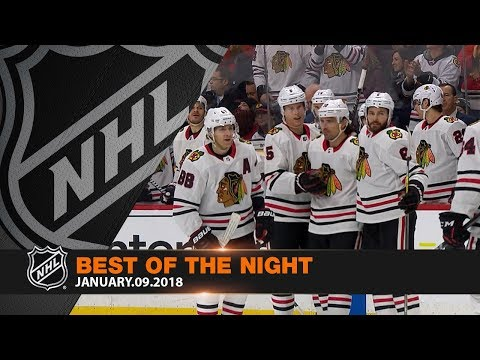 Kane's five-point game highlights Best of the Night
