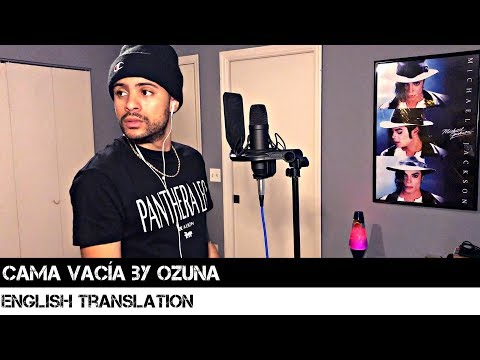Cama Vacía by Ozuna (ENGLISH TRANSLATION) Mp3