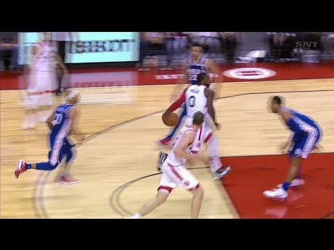 Raptors Highlights: Miles Fakes and Scores - October 21, 2017