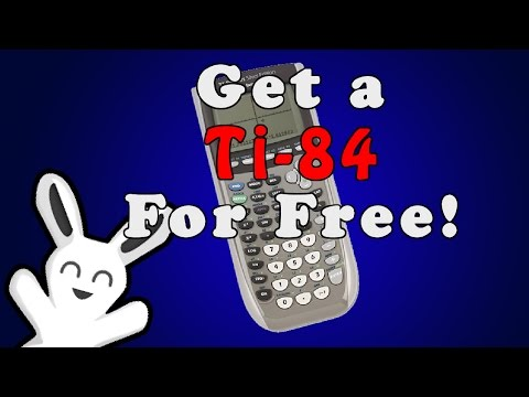How to get a TI-84 on your Computer for Free