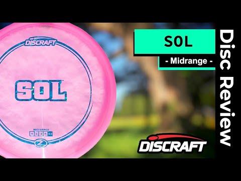 Discraft Sol | Midrange Disc Golf Review