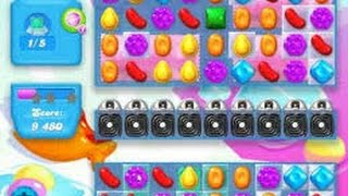 Candy Crush Soda Saga Level 218