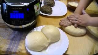 Рецепты для мультиварки   Осетинский пирог с бараниной в мультиварке