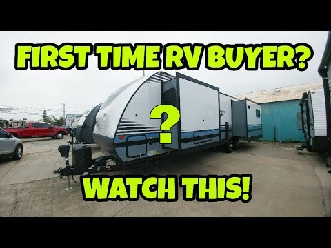 FIRST TIME RV BUYERS.. Watch this! Travel Trailer