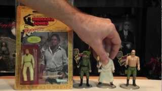"Toy Room of Insanity---Ep.30 ""Kenner Indiana Jones"""
