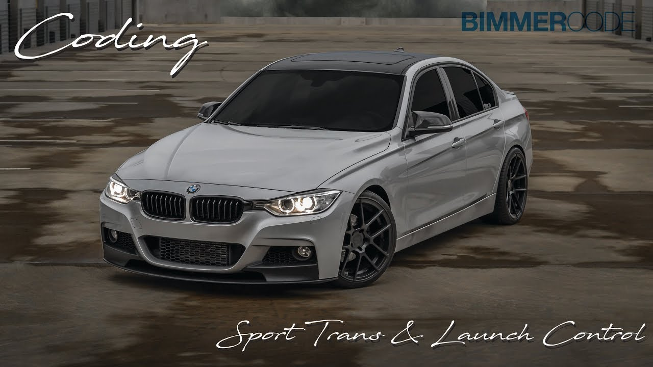 BIMMERCODE: CODING SPORT TRANSMISSION & LAUNCH CONTROL