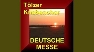 ZUM AGNUS DEI Deutsche Messe FRANZ SCHUBERT German Mass (Mein Heiland...)