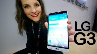 LG G3 preview london