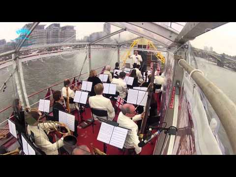 Handel on the Thames: AAM at the Jubilee Pageant