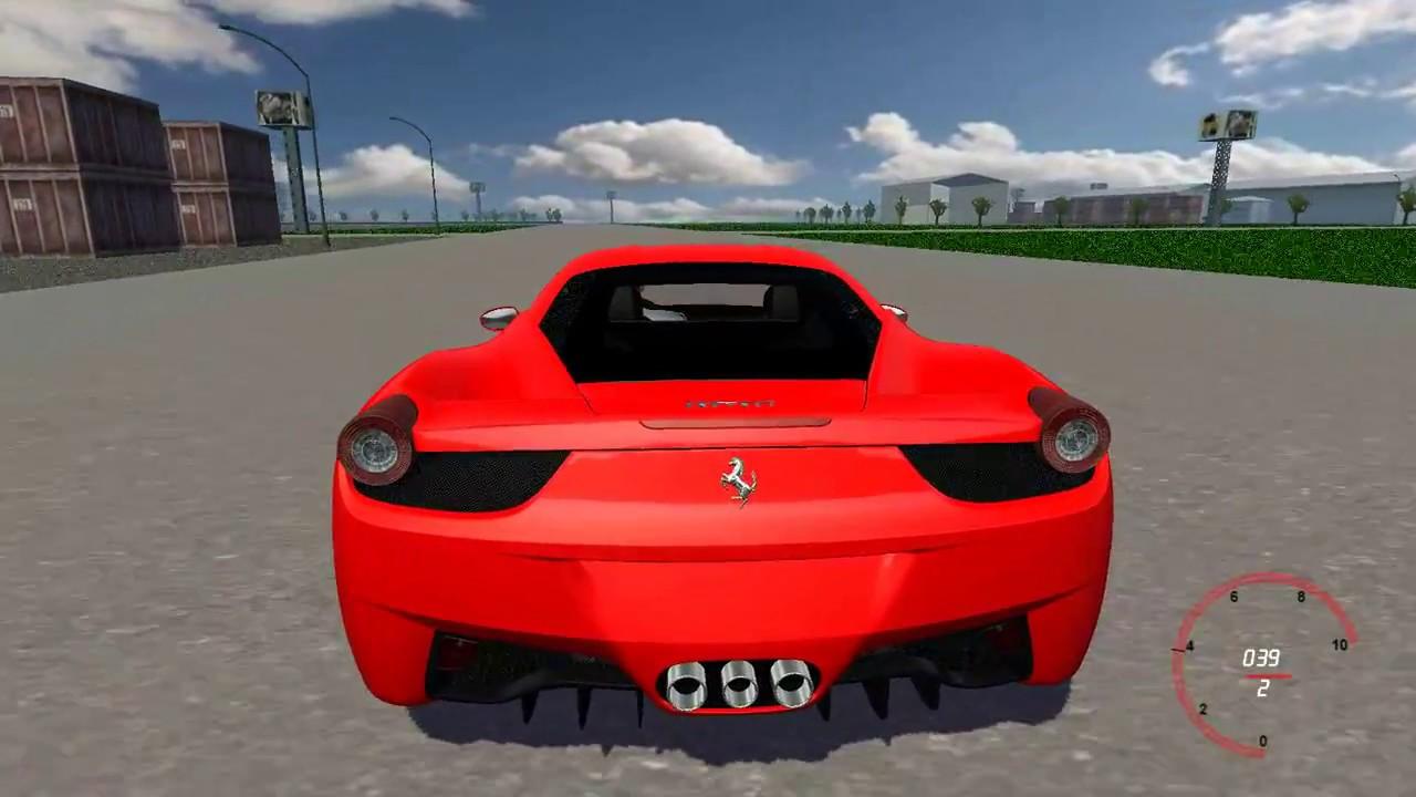 SLRR - Pure Sound Mod (wip) - Ferrari 458 (iPE exhaust)