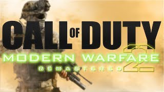 MW2 REMASTERED IN 2018? Modern Warfare 2 REMAKE COMING?