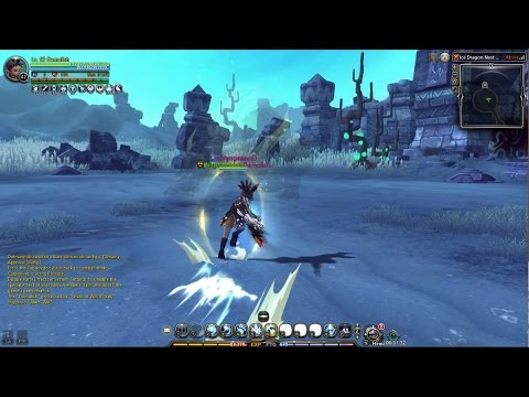 [Destroyer] Ice Dragon Nest Abyss solo (4 man)