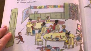 Kindergarten Read Aloud Curious George