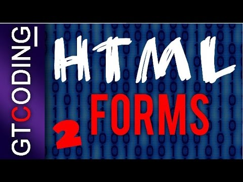 How To Create A Website | HTML Forms | Fieldset, Legend, Label (Part 8)