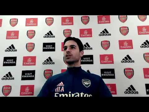 'There's no excuse' - Mikel Arteta unhappy after Arsenal loss to ...