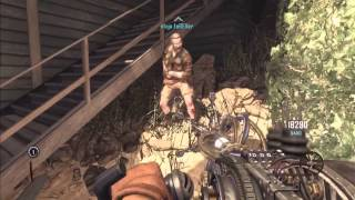 """Black Ops 2 Buried Glitches - How To Get Four Or Multiple Paralyzers On """"buried"""""""