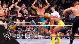 Shocking Survivor Series Eliminations - WWE Top 10