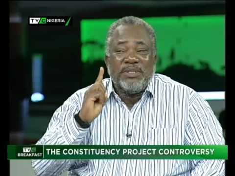 THE CONSTITUENCY PROJECT CONTROVERSY