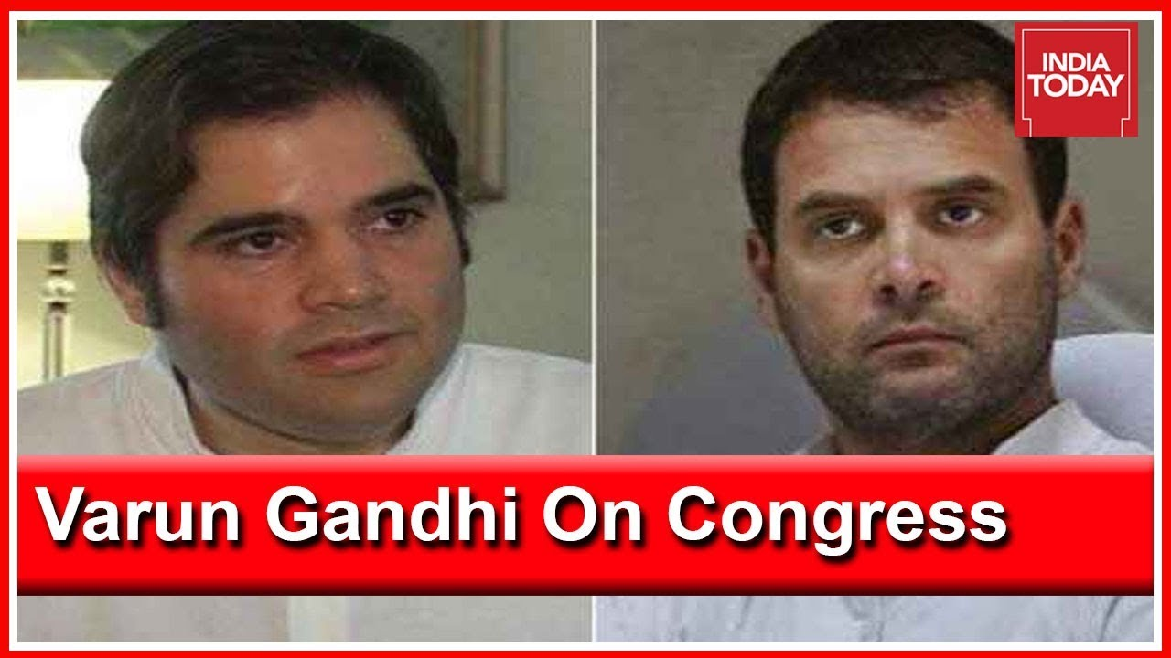 'They Are Not Questioning The Government But The Army', Varun Gandhi On The Congress Airst