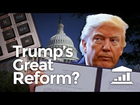 Trump, a MASSIVE TAX CUT? - VisualPolitik EN