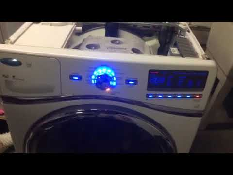 Whirlpool e01 f06  YouTube