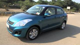 2012 Maruti Suzuki Swift Dzire walkaround